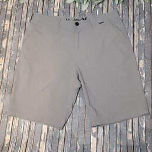 Hurley Gray Men's Shorts - Sz 32